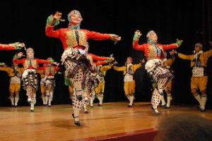 Turkish Dancers